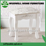 French Style Dressing Table with Stool (W-HY-003)
