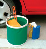 Collapsible Water Bucket Foldable Water Bucket with Carry Bag