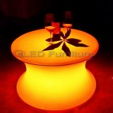 LED Lounge Furniture Bar and Lounge Table