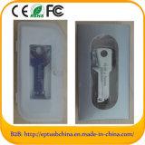 256MB-64GB Mini Metal USB Key with Custom Logo (EM502)