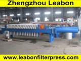 Plate Pulling Program Controled Automatic Filter Press