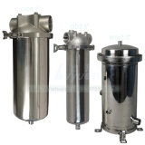 Water Treatment 10 20 Inch Micro Ss 304 316L Stainless Steel Single & Multi Cartridge Water Filter Housing for Industrial Liquid Oil Filter