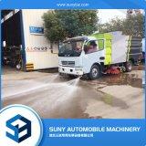 New Design 6 Wheeler Outdoor Cleaning Floor Sweeper Truck for Sale