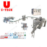 Automatic Small Pet Bottle Drinking Mineral Water Bottling Filling Packing Machine