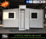 Prefabricated Modular Expandable Low-Cost Modern Living Container House