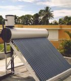 Compact Pre-Heated Solar Hot Water Heater