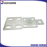 Embedded Carbon Steel Base Plate for Curtain Wall Construction