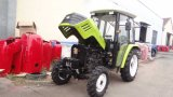 4 Wheel Drive 55HP Mini Farm Tractor