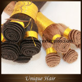 Affordable Double Drawn Virgin Hand Tied Hair Weft