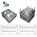 Plastic Crate Mould with High Quality