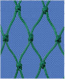 PE Braided Fishing Net in Green Colour
