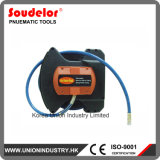 Retractable Plastic Air PU PVC Hose Reel (UI-102)