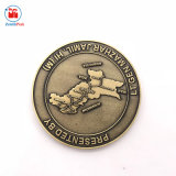 China Factory Wholesale Metal Nursing Map Coin in Dubai