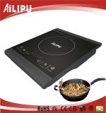 Sensor touch control induction cooker