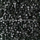 2015 Plastic Material Recycled HDPE Granules Black Color