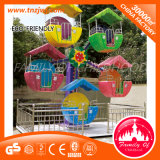 Amusement Park Outdoor Play Toys Merry Go Round Ferris Wheel