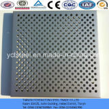 Sound Absorption Perforated Aluminium Plate with Round Holes