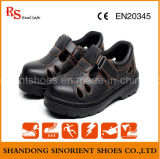 Breathable Safety Footwear with Rubber Outsole Rh054