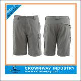 100% Cotton Fishing Clothing Short Fishing Pants for Men
