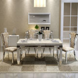 Wholesale Price Cheap White Marble Dining Room Table Dining Tables