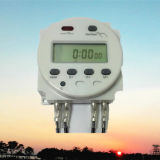 AC/DC 12V Programmable LCD Digital Display Timer Control Switch (CN102A)