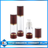 15ml 30ml 50ml Natural Plastic Airless Cosmetic Packaging