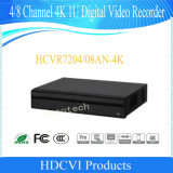 Dahua 4 Channel 4K 1u Digital Video Recorder Support Hdcvi/CVBS (HCVR7204AN-4K)