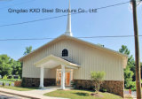 Portal Frame Light Steel Structure Church Building (KXD-pH40)