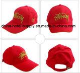 100%Cotton Baseball Cap with Embroider Logo