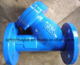 Cast Iron/Ductile Iron Flanged Y-Strainers