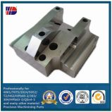 High Precision Milling SUS316 Machined Part Sliding Groove