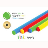 High Quality Hb Pencils Stationery with Colorful Body, School Stationery