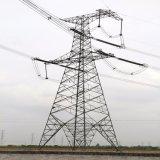 Age Resistance 500kv Transmission Line Angle Steel Tower