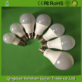 3W to 18W LED Bulb with Aluminum and Plastic Body