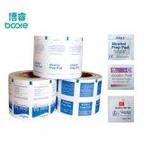 Flexible Medical Sachets Wipes Packaging Paper/Aluminum Foil Roll
