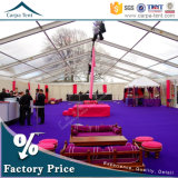 500 or 1000 People Ideal Outdoor Large Clear PVC Fabric Covered Marquee Transparent Tent for All Events and Occasions