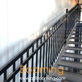 Rackable Powder Coated Steel Flat Top Handrail Wholesale