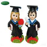 Wholesale Resin Graduation Figurine Students Graduate Souvenir