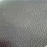 PVC Leather Fabric Synthetic Leather Luggage Material with Good Price SGS
