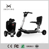 Folding Electric Sightseeing Scooter for Old People