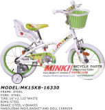 16 Inch Girls Children Bicycle (MK15KB-16330)