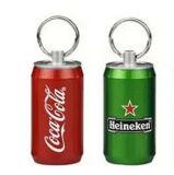 Metal Gifts U Disk, Coke Shape USB Flash Drive