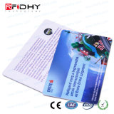 Glossy Finish Competitive Price RFID Paper Ticket Card