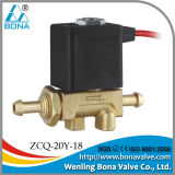 Bona Brass Solenoid Valve for Welding Machinezcq-20y-18
