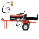 40ton Vertical Hydraulic Electric Strat Efficient Log Splitter
