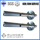 OEM CNC Machining/Machined Steel Crankshaft by Stainless Steel