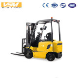 Material Handling Equipment Small Mini 1.5ton Battery Electric Forklift