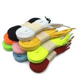 Cheap Colorful 0.8*115cm Polyester Shoelace Factory Direct Sale Shoelace Manufacturer Shoe Laces