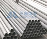 Stainless Steel Seamless Inox Pipe/Tube 1.4404 316ti 321 347 Special Grade