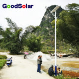 IP65 High Quality 20W 30W-200W Integrated Outdoor Lighting in Solar Street Light